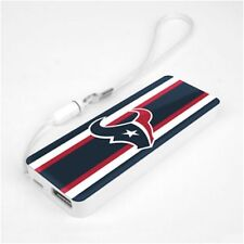 Mizco NFL Houston Texans 3K Slim Power Bank Powerbar - FREE SHIP!!