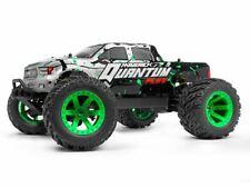 Maverick Quantum Mt Flux Brushless 1/10 4Wd Monster Truck, Ready To Run - Silver