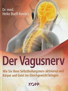 DER VAGUSNERV - Dr. med Heike Bueß-Kovacs BUCH - NEU