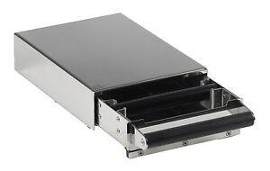 [JoeFrex]® - Sudschublade - Drawer - Exclusive Slim - B:18 x T:26cm Höhe: 8,5cm