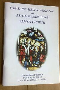 Saint Helen Windows in Ashton-under-Lyme Parish Church.  2000