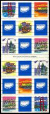 Avery Label Testing Booklet Pane Of 18 Stamps - Xf - Very Rare! - Stuart Katz