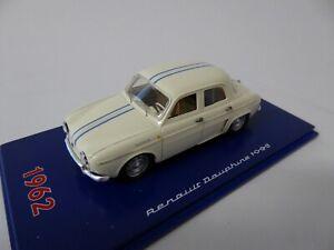 Renault Dauphine 1093 1962 - 1:43 Milezim Spark Minimax Voiture Model Car