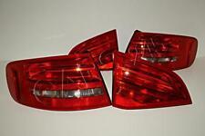 Audi A4 B8 Wagon 5DR Tail Lights Rear Lamps Full SET 4psc 2008-2010