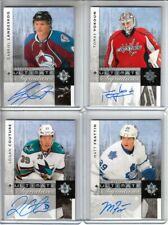 2011-12 Ultimate Collection Ultimate Signatures #USGL Gabriel Landeskog AUTO