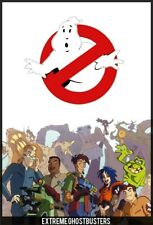Extreme Ghostbusters Blu Ray Complete Collection Series 40 Episodes 1080P