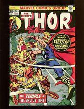 Thor #245 FNVF Buscema Sinnott Warriors Three Zarrko Servitor