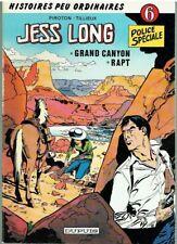 559- B.D. JESS LONG T6 - GRAND CANYON/RAPT (PIROTON/TILLIEUX) E.O. 1981 TBE