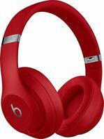 Beats by Dr. Dre Studio3 Headband Wireless Headphones - Red BRAND NEW
