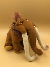 Small Ice Age Continental Drift Manny Manfred Plush Soft Toy Doll Stuffed Animal