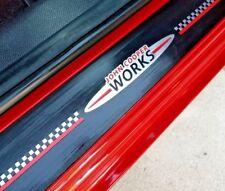 MINI Genuine OEM R60 Countryman 2011-2016 JCW Door Sill Tread Plates Brand New