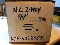 "KMC CONTROLS VCP-4232051 3/4"" 2 Way"