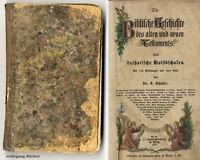 Schuster, Bibl. Geschichte… für Volksschulen, 112 kolorierte Holzstiche von 1869
