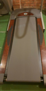 Treadmill electric folding running machine used