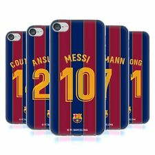 Fc Barcelona 2020/21 Players Home Kit Group 1 Gel Case For Apple iPod Touch Mp3