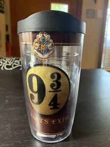 Tervis Harry Potter 9 3/4 Hogwarts Express 16oz Tumbler w/Lid / NEW