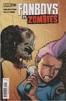 Boom! Studios #15 Fanboys vs. Zombies (Comic: Fanboys) 2013