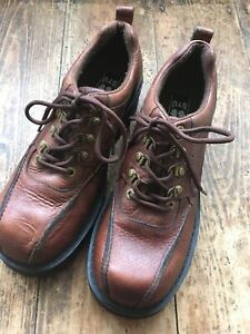 Bed Stu Mens Leather Boots Shoes Size 9 1/2 Lace Up