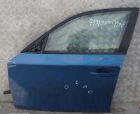 BMW 1 Series 10 E87 E87N LCI Door Front Left N/S Sydney Blau Blue - A19