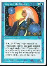 MAGIC THE GATHERING 5TH EDITION BLUE MAGUS OF THE UNSEEN
