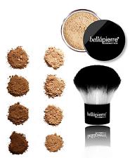 BELLAPIERRE Loose Mineral Foundation 9g & Kabuki Brush