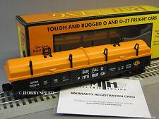 MTH RAILKING BUFFALO & PITTSBURGH GONDOLA CAR W COVER train B&P RR 30-72132 NEW
