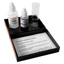 Titrant Kit durezza totale (1°F) controllo durezza calcare acqua addolcitore