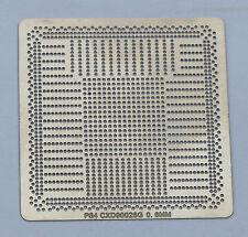 PS4 GPU CXD90026G 0.6mm Direct Heat Stencil Template to Reball Playstation 4