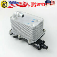 For BMW 5 E61 E60 2002- HELLA BEHR Automatic Transmission Oil Cooler 17212249465