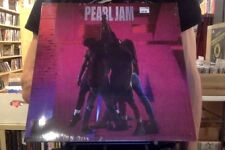 Pearl Jam Ten LP sealed vinyl reissue