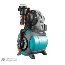 Hauswasserwerk Gardena 3000/4 eco 650W Fördermenge 2800l/h 4 bar Garten Pumpe