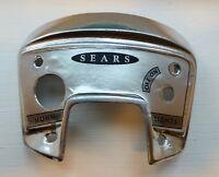 JC Higgins Sears Spaceliner vintage bicycle tank replacement dash dashboard