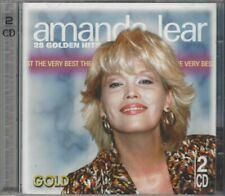 Amanda Lear - 28 Golden Hits - 2 CD, Blood and Honey, Queen of Chinatown u.v.m.