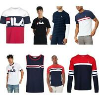 Fila T-Shirts & Tops Assorted Fit Styles