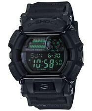 Casio G-Shock Digital Mens Black Military Series Watch GD-400MB-1DR