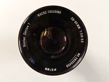 Vivitar Lens Package 28-90mm;85-205mm;135mm & 35mm wide angle Look at all Pics
