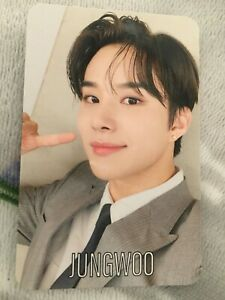 NCT 127 JUNGWOO LOVEHOLIC Japan Mini Album Official Limited Selfie A Photocard