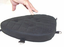 Motorcycle Driver Seat Gel Pad Cushion for Yamaha V-Star 1100 Custom & Classic