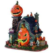 Lemax Spooky Town - THE MAD PUMPKIN PATCH - NIB