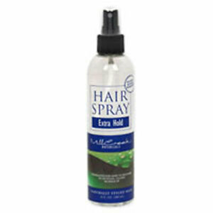 Extra Hold Hair Spray 8 oz by Mill Creek Botanicals