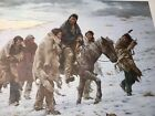 Chief Joseph Rides To Surrender #273/1000 - Paper Print By Howard Terpning MINT