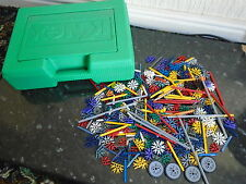 K'nex A Good Selection Of Knex In Knex Box 1.5kilos Including Weight of box