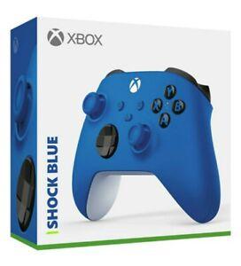 Xbox Wireless Controller - Colour: Shock Blue - Model #QAU-00001 - NEW! 🇨🇦