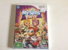 My Sims Party Wii Game