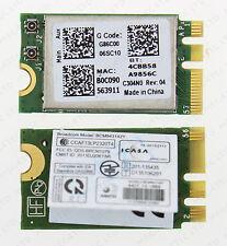 BROADCOM BCM943142Y WIRELESS WIFI LAN BLUETOOTH CARD 802.11b/g/n G27