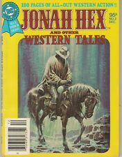 Dc Blue Ribbon Digest Jonah Hex And Other Western Tales #2 Fine Plus