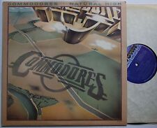 Commodores Natural High Canada 1978 LP Motown