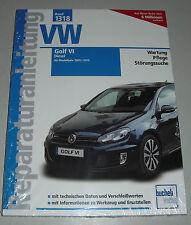 Reparaturanleitung VW Golf VI / 6 - Diesel / TDI, Baujahre ab 2008