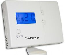 TOWER DIGITAL PROGRAMMABLE ROOM THERMOSTAT HARD WIRED STAT HWPRS