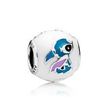 New Authentic Pandora Charm Disney, Lilo & Stitch Charm, Mixed Enamel 796338ENMX